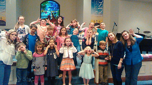 Mt. Pleasant UMC Children