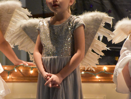 25 Days of Advent - Angel