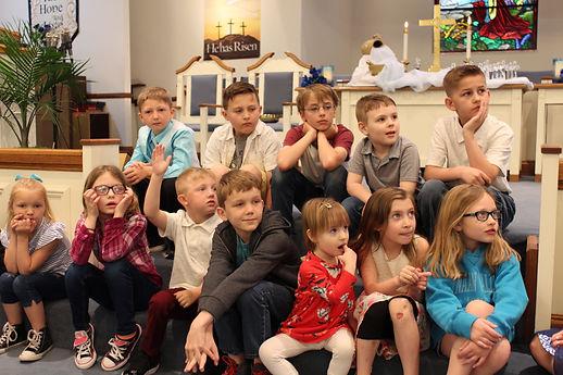 Mt. Pleasant Children