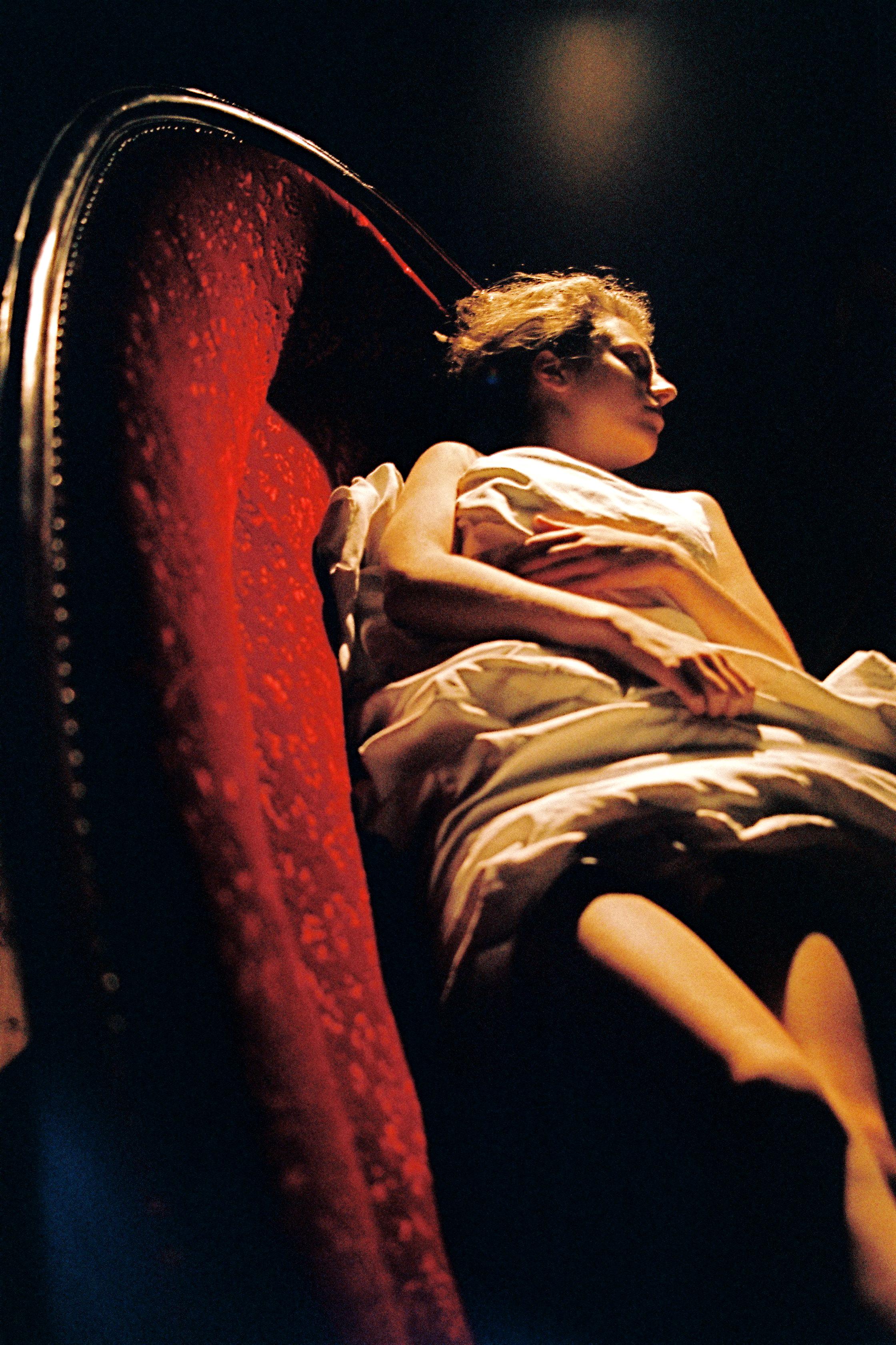 Seat on the Titanic