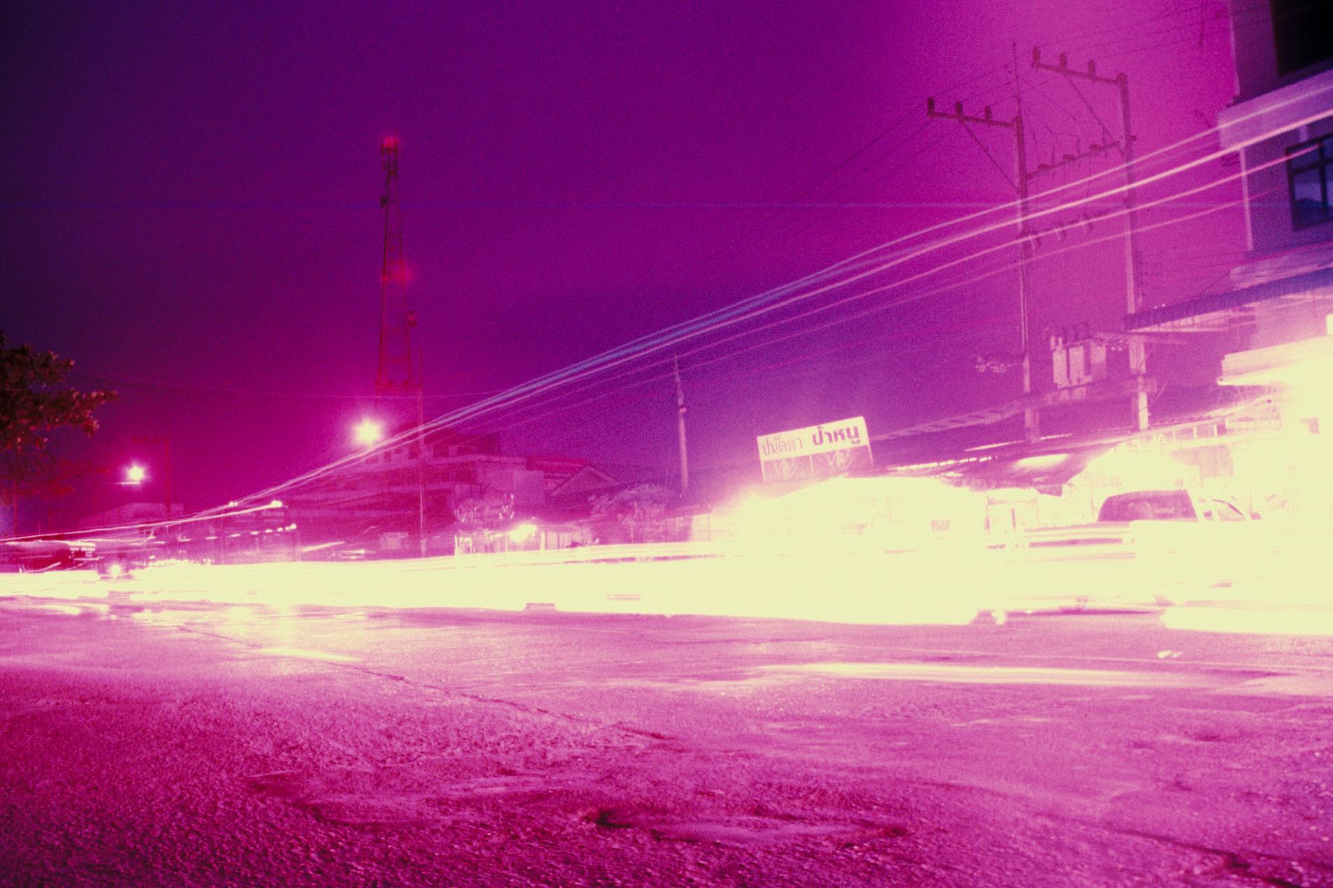 Lost in trafficjam