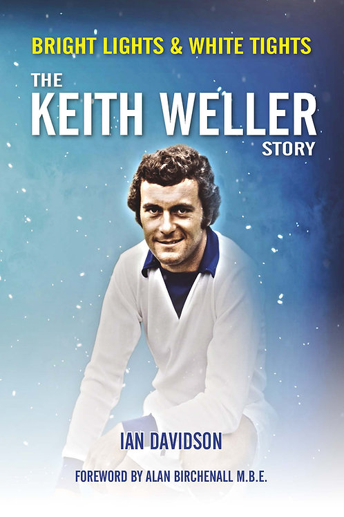 """KEITH WELLER 'BRIGHT LIGHTS & WHITE TIGHTS"""""""