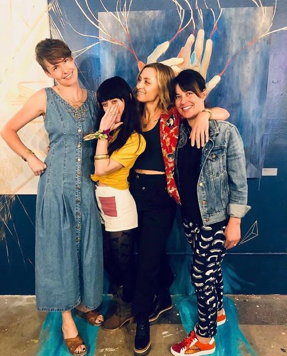 BCC love-Lindee, Addrienne + Kelly
