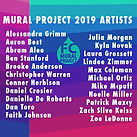 FC Mural Project Artists