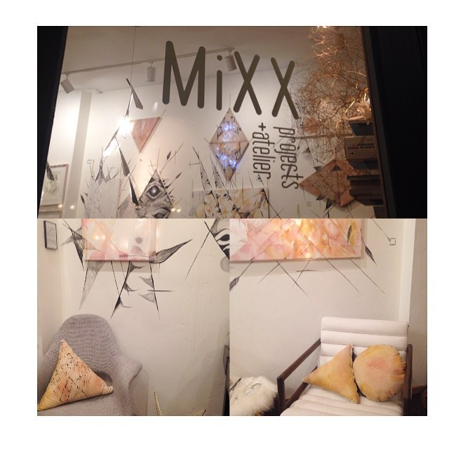MiXX Gallery closing to ~a /\ union~