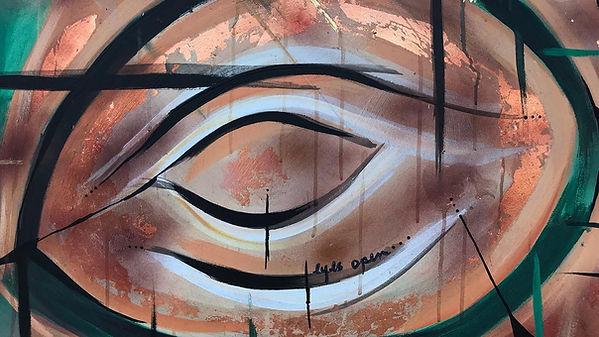 Railyards - Eye Detail