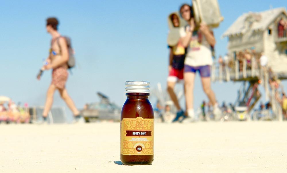 Bugs 'N Juice i ørkenen