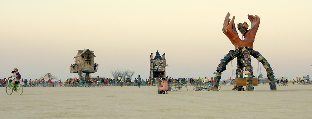 Burning Man - The Playa