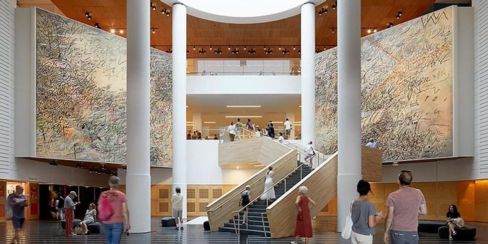 Visitez le MOMA de San Francisco en visio !