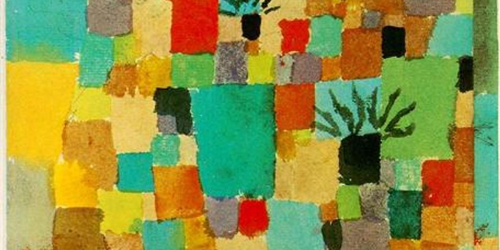 """Visio-conférence """"Paul Klee dans les jardins du monde"""""""