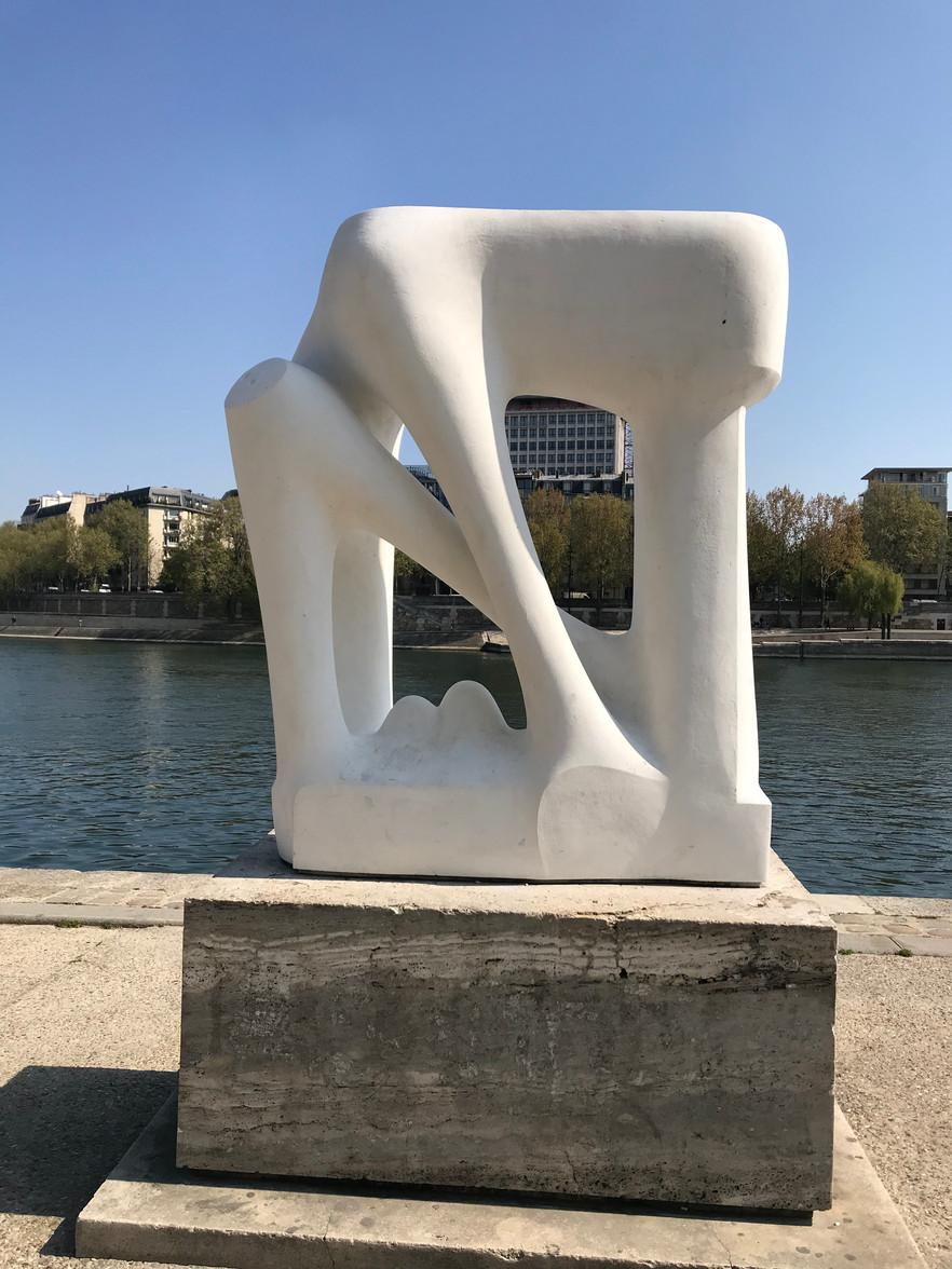 Parcours-jeu Musée de la sculpture en plein air – samedi 5 juin à 14h30