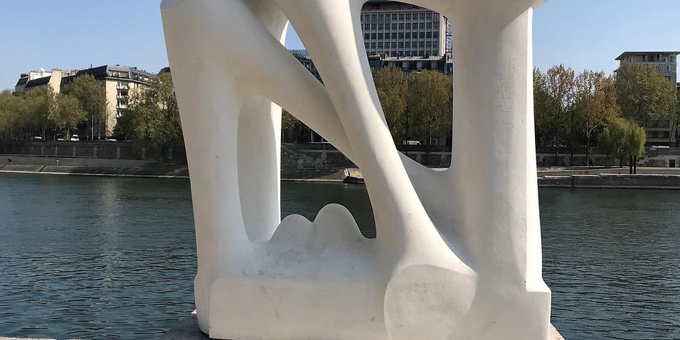 Atelier et parcours-jeu au Musée de la sculpture en plein air - Samedi 29 mai de 10h à 17h