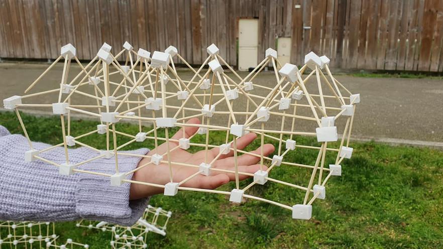 Atelier architecture imaginaire – mercredi 15 septembre de 14h30 à 17h au Parc de la Sapinière