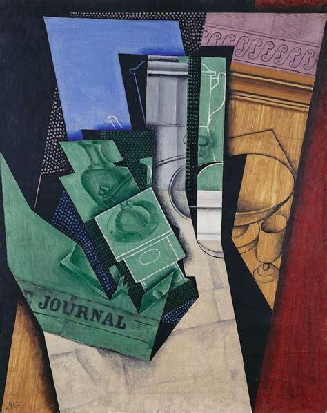 """Visite guidée """"Le Cubisme"""" au Centre Pompidou dimanche 9 décembre à 11h30"""