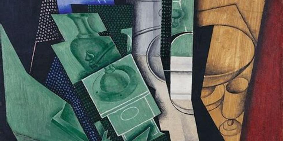 Visite guidée Le Cubisme