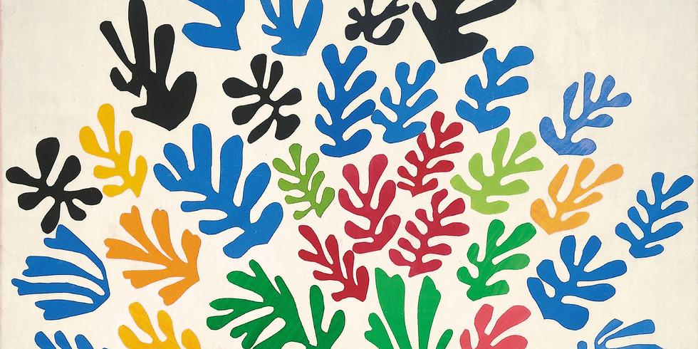 Explorez en famille l'oeuvre de Matisse !