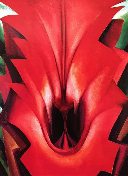 Visite guidée: exposition Georgia O'Keeffe au Centre Pompidou – dimanche 17 octobre à 11h30