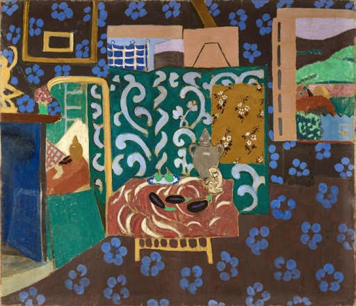 Conférence Matisse, un monde de couleurs