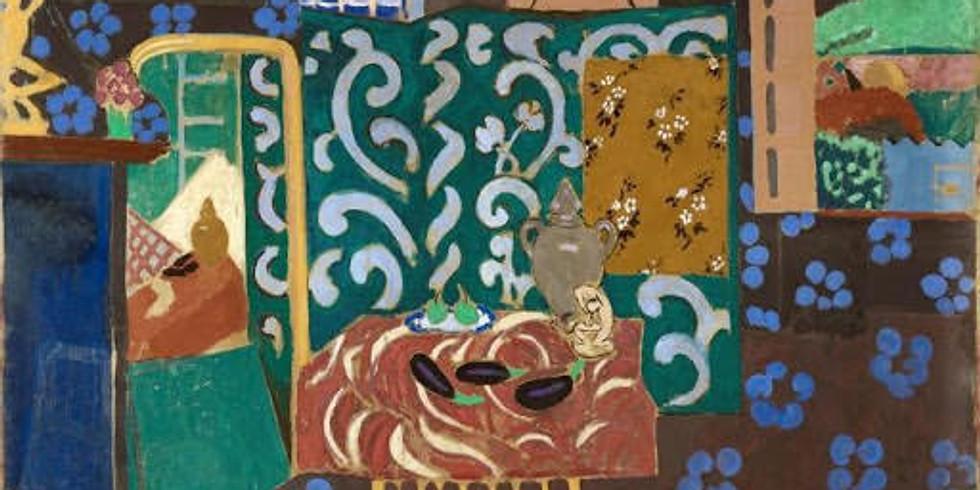 Matisse, un monde de couleurs