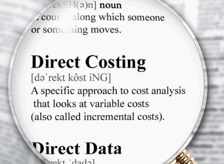 Методы калькуляции себестоимости и учет затрат