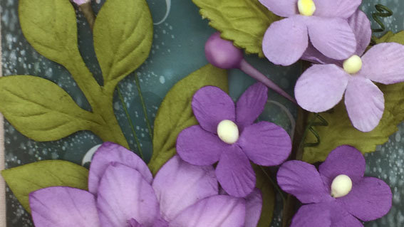 Green Tara Botanical Garden Lavender