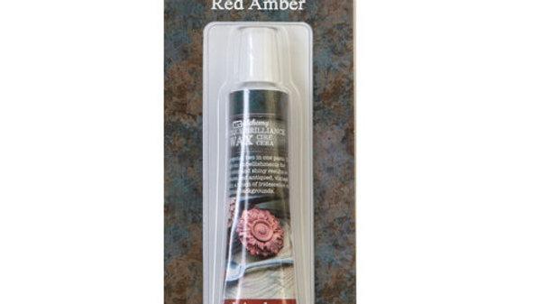 Alchemy-Antique Brilliance Wax – Red Amber.68oz (20ml)