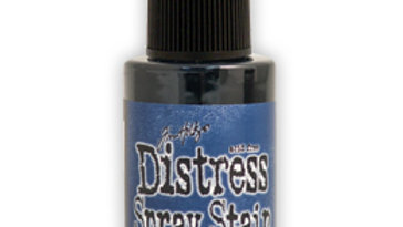 Distress Spray Stain - Chipped Sapphire