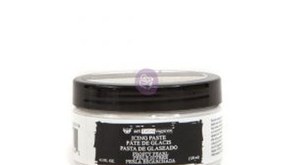 Finnabair  Icing Paste Frosted Pearl