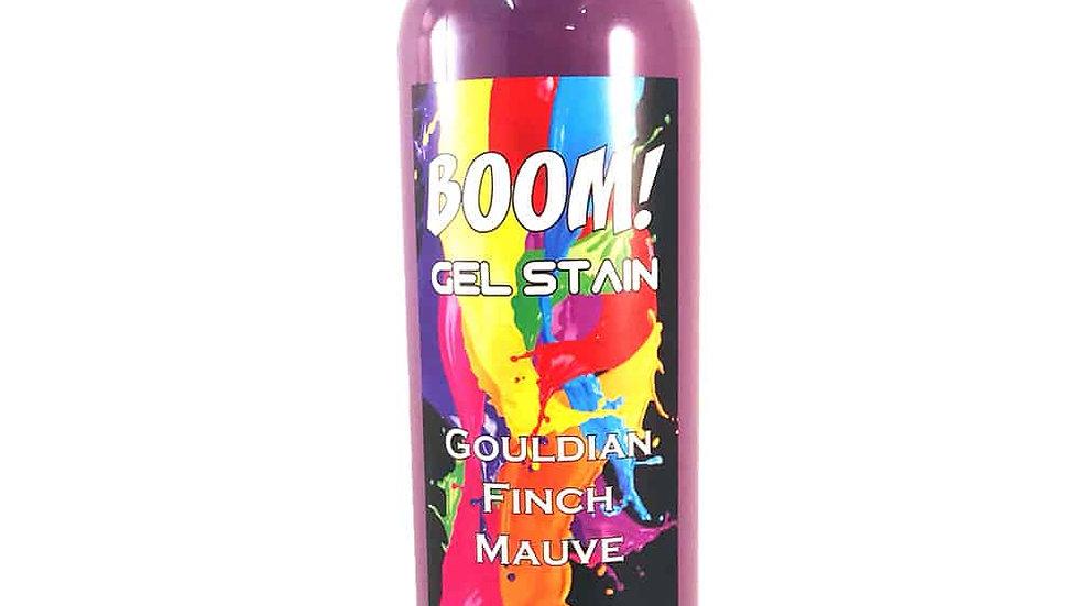 Boom Gel Stain  Gouldian Finch Mauve