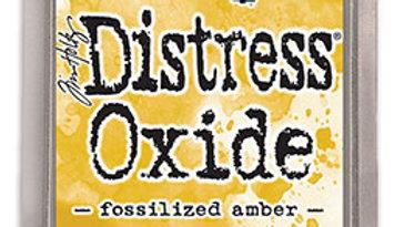 Ranger Distress Oxide Fossized amber
