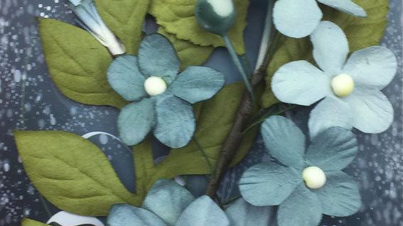 Green Tara Botanical Garden   Blue