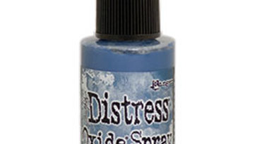Distress Oxide Sprays - Faded Jeans