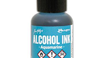Alcohol Ink - Aquamarine