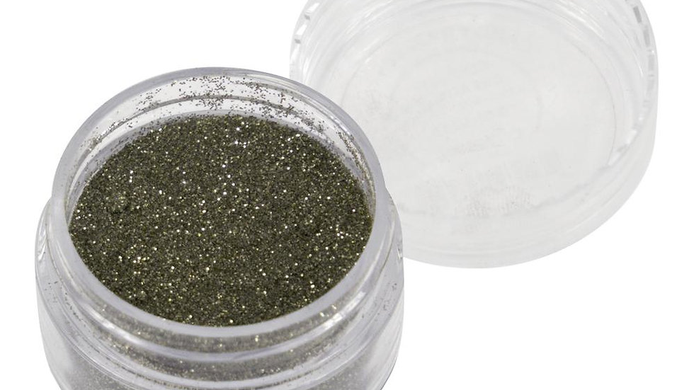 Couture Creations Embossing Powder - Chunky Mossed Bronze