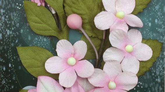 Green Tara Botanical Garden P/Pink