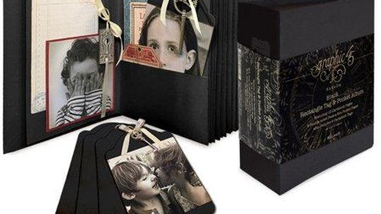 Graphic 45  Rectangle Tag & Pocket Album 6 x 8 x 3