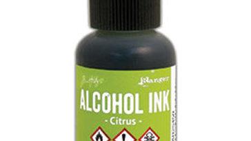 Alcohol Ink - Citrus