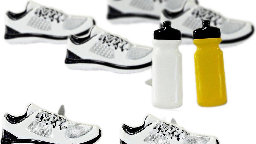 Runners Brads 12  pieces