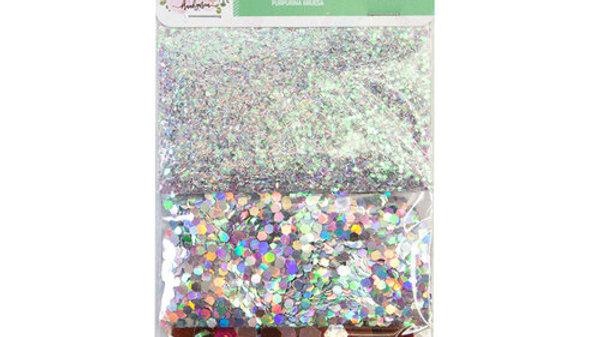 Chunky glitter by Prima