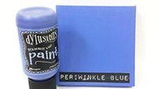 dylusions paints   Periwinkle  Blue