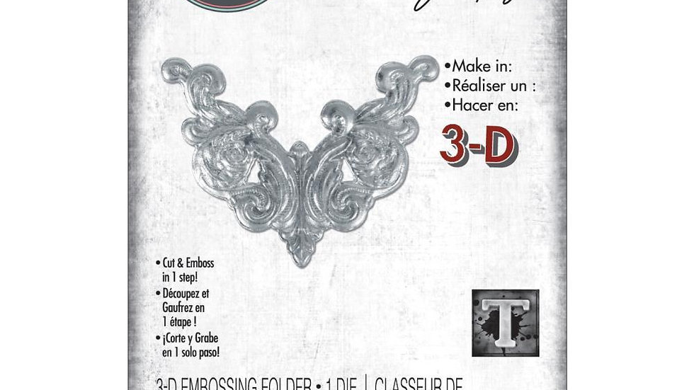Sizzix 3D Impresslits - Fanciful