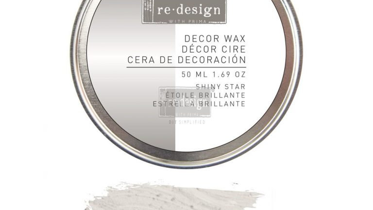 Re.Design Decor Wax 5.0ML 1.69OZ - Shiny Star