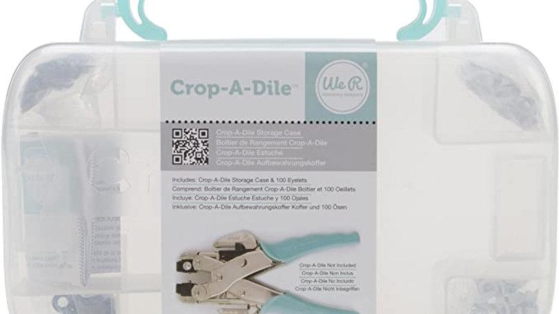 We R Crop A Dile Storage Case