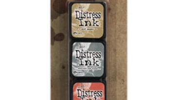 Distress Inks Mini Sets - Set 7
