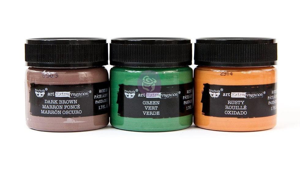 Finnabair Metal Rust effect Paste