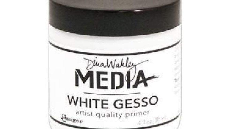 Dina Wakley - White Gesso