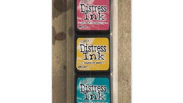 Distress Inks Mini Sets - Set 1