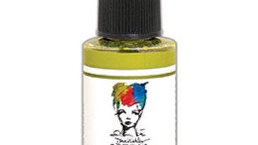 Dina Wakley Gloss Spray Olive   2 oz