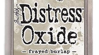 Ranger Distress Oxide frayed burlap
