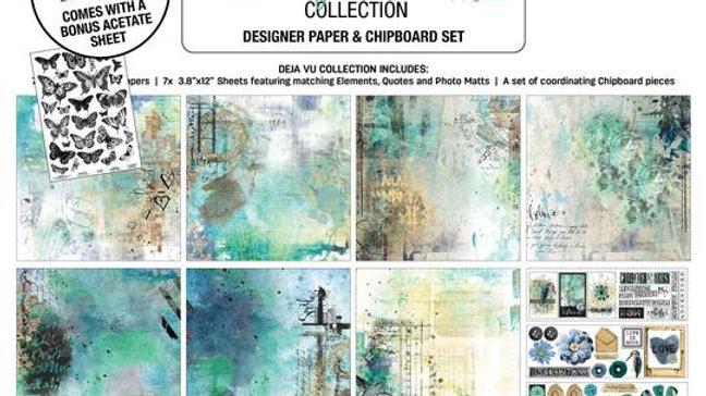 3 Quarter - Deja Vu Collection